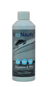 NeoNautic Shampoo & Wax 500ml